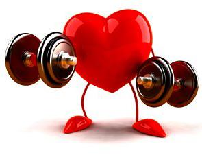 Подъём веса полезен для сердца