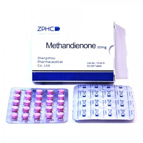 Первый курс стероидов: метан
